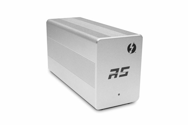 HighPoint RocketStor 6328 Thunderbolt 2 8-Channel SAS/SATA 6Gb/s Hardware RAID Storage Adapter for $454.16