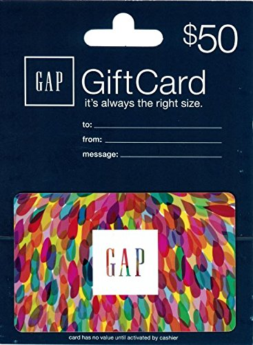 Lightning Deal – Gap Gift Card for $40