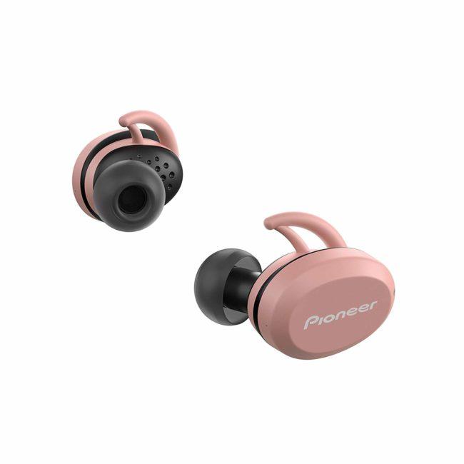 Pioneer in-Ear Truly Wireless Sport Headphones SE-E8TW-P for $94.74